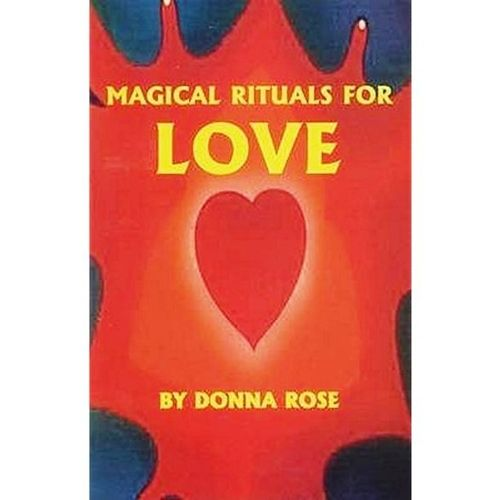Magical Rituals for Love Book