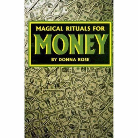 Magical Rituals for Money Book