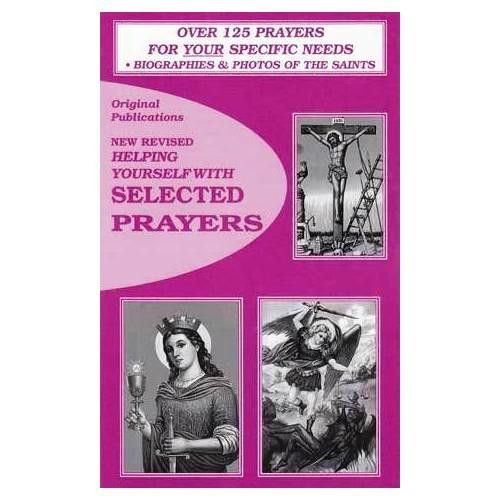 Helping Yourself With Selected Prayers Volume 1 Book