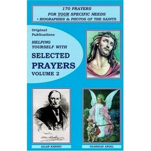 Helping Yourself With Selected Prayers Volume 2 Book
