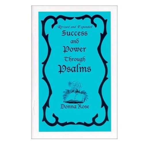 Success and Power Through the Psalms Book