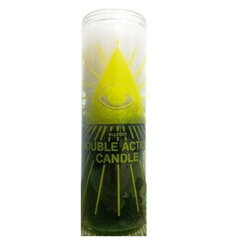 Double Action Evil Eye Candle