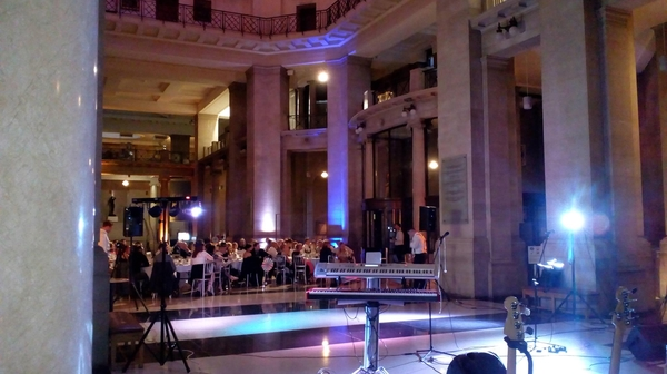Wedding at Cardiff's Museum