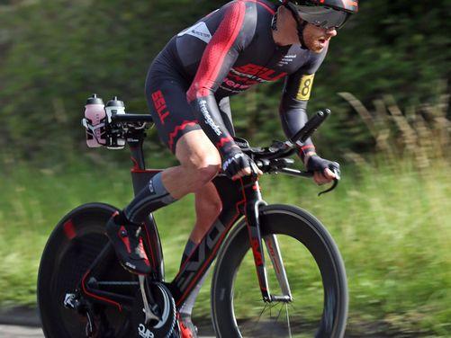 Andy Jackson - 2017 CTT National 12hr Bronze medallist & Ultra Marathon Cycling 6hr World Champion