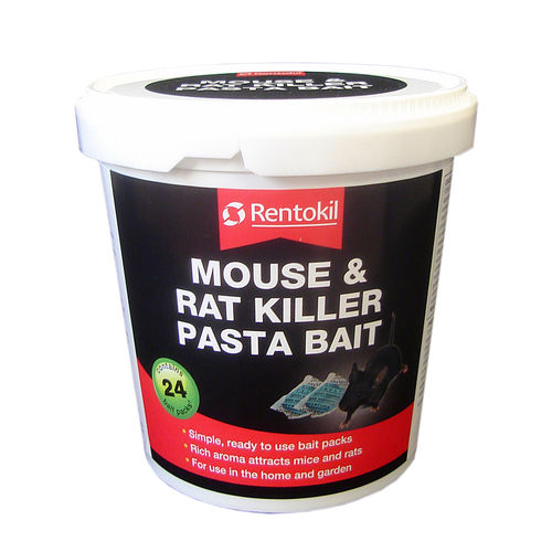Rentokil Mouse and Rat Killer Pasta Bait