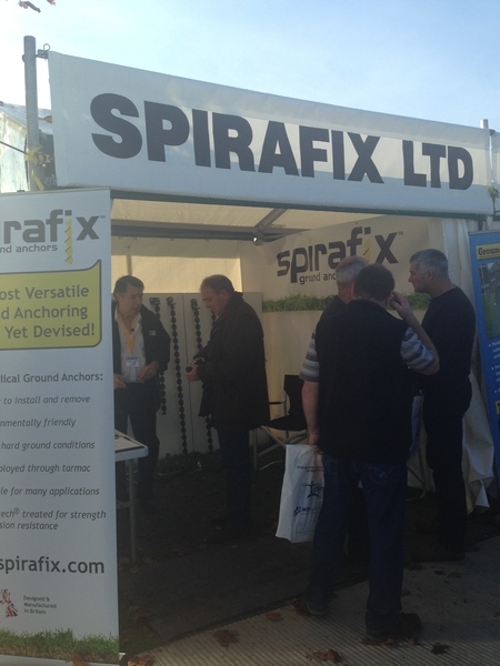 Spirafix sign up for Showman's Show 2017