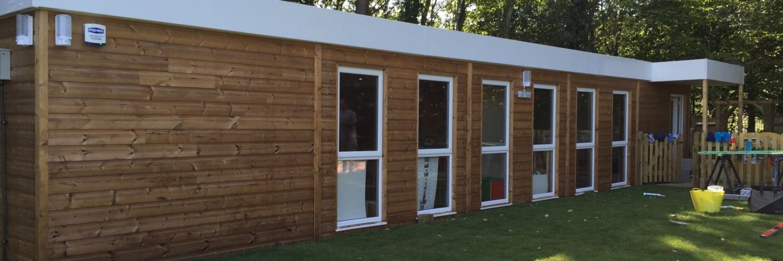 Modular Buildings, Temporary Buildings, Modular Classrooms