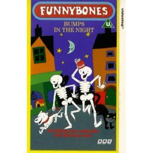 Funnybones: Bumps in the Night (1992) Animation
