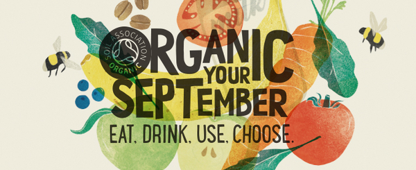 *4 Reasons To Go Organic With Your Beauty This September*