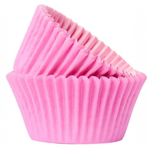PROFESSIONAL QUALITY CUPCAKE CASES: PINK
