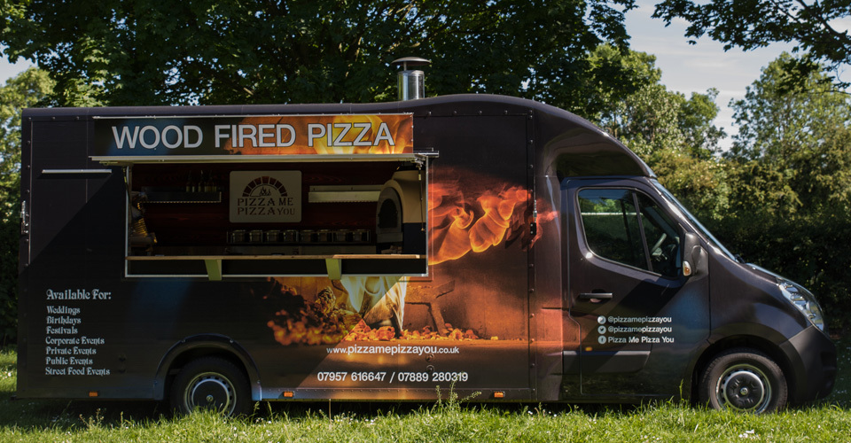 Wood Fired Pizza Kent, Pizza Van London, Wedding, Birthday, Anniversary, Party, Event, Festival Pizza