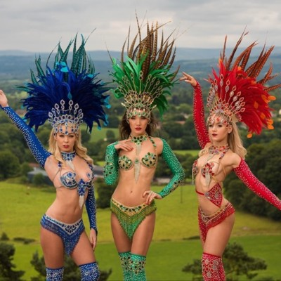 Brazilian Samba Dancers UK Entertainment Events
