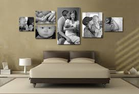 Enhance the Beauty of Your Room by Decking up the Walls with Canvas Prints.