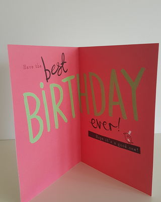 Cousin Youre Super Duper Birthday Card Remember That Card