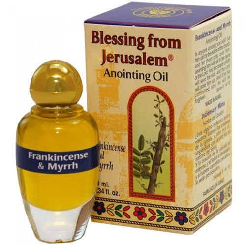 Anointing & Blessing Oils