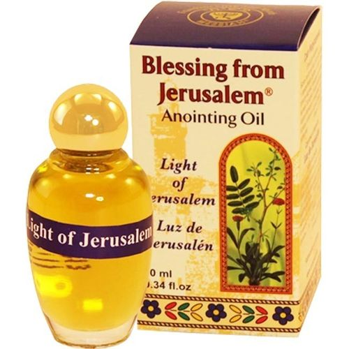 Light of Jerusalem Anointing Oil