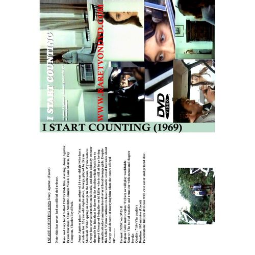 I START COUNTING (1969)  Jenny Agutter.