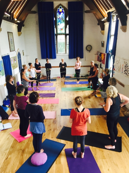 BWY LEVEL 4 CERTIFICATE in YOGA (QCF)