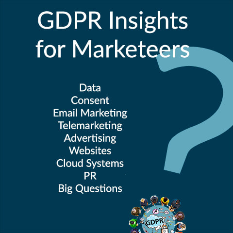GDPR Insights for Marketing Professionals