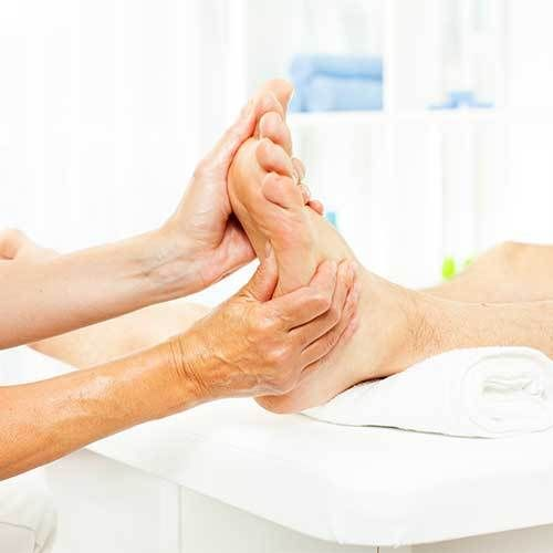 Advanced Reflexology Therapy Massage