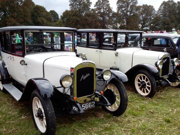 Redbourn Classic Car Show