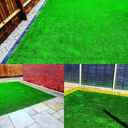 C&C Agricultural Service uses 36mm Thornbridge artificial grass