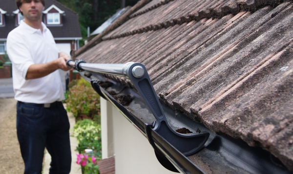 ProGutter makes cleaning gutters easier than ever before!