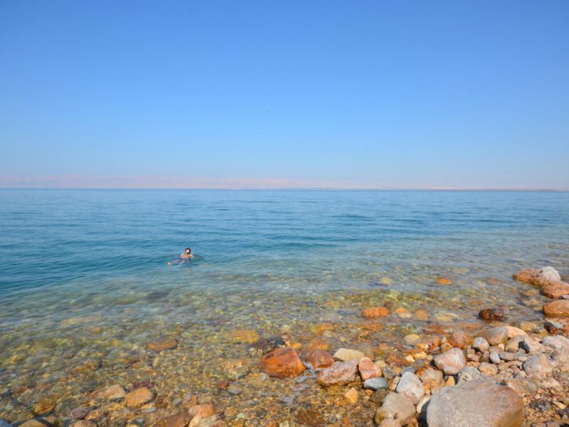 Dead sea & red sea