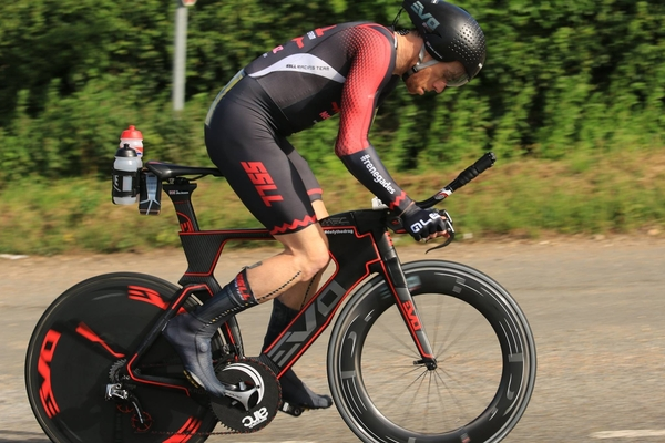 Cycling Time Trials BBAR 2017 - Andy Jackson Finishes 8th
