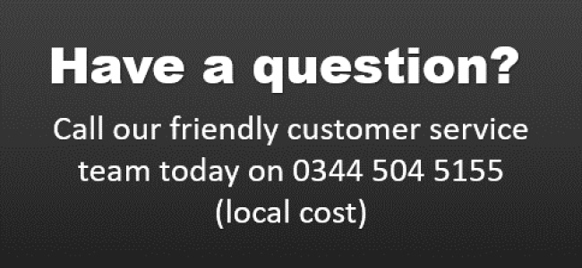 If you have a cleaning janitoral or pest control question, please contact our friendly customer service team today on 0344 504 5155