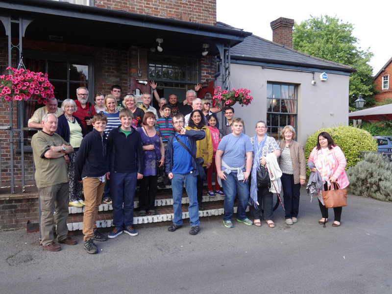 Oxford Away Day - 18 June 2016