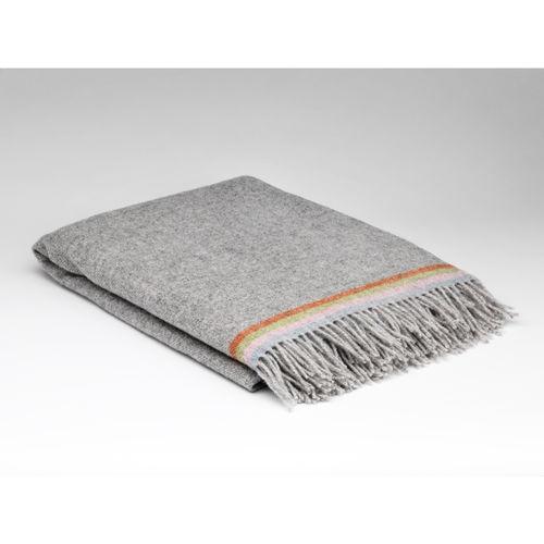 Hambledon Stripe Pure Wool Throw
