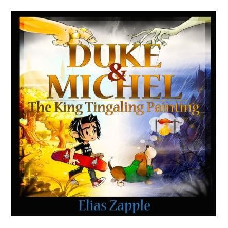 Duke & Michel - A fun, driving tune featuring some of Duke's speech works great for this zany adventure story. Michel's love of heavy metal is referenced in the choice of sounds used. Contact us today to discuss your audio book's theme music!