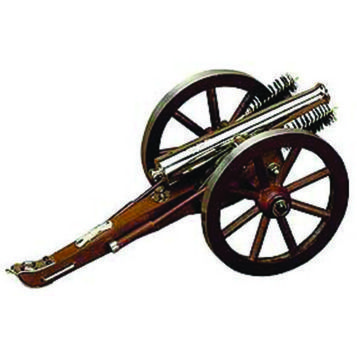 Mini Napoleon Cannon