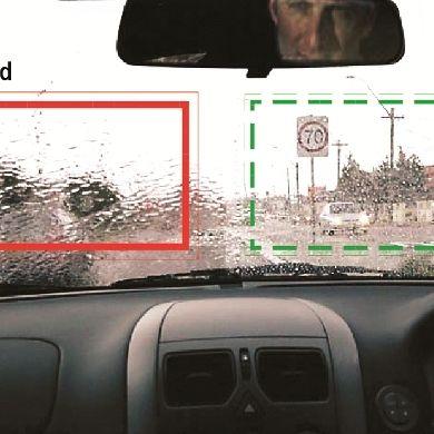 Monza Ultra Glass Rain Repelant Sealant