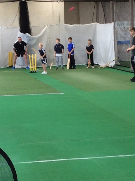 Great day at Stumps indoor cricket centre Wakefield