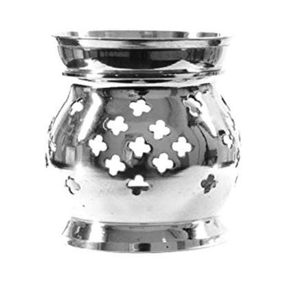 Pewter Oil Burner