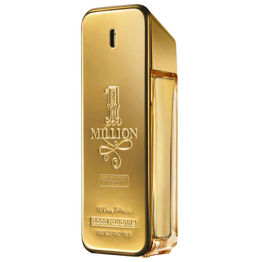 1 Million Absolutely Gold By Paco Rabanne No1 Perfume Discounted