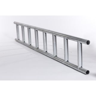 Steel ladder beams