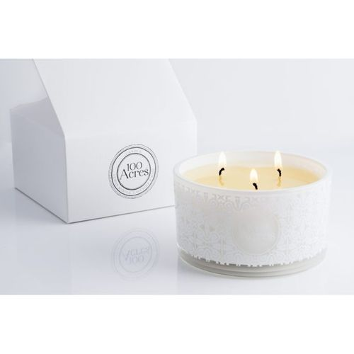 Signature 3 wick scented candle