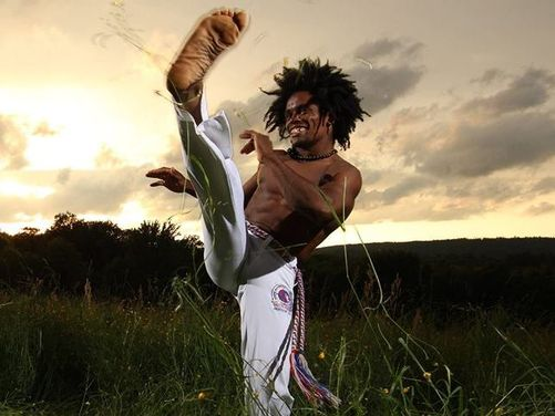 Creativity, Movement & Capoeira Workshop
