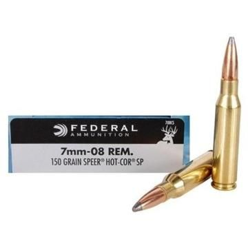 Federal Power Shock 7mm-08