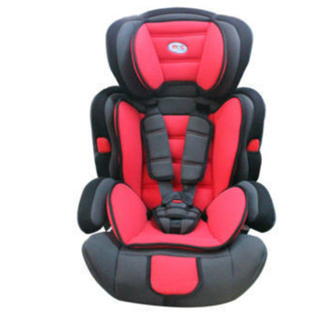 Taurus Red Baby Car Booster Seat For Group 1/2/3 9-36kg