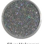 Glitter Hologram (Assorted Colours Available)