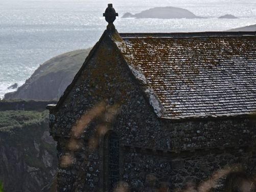 St Davids and the Pembrokeshire Coastal Path, Wales