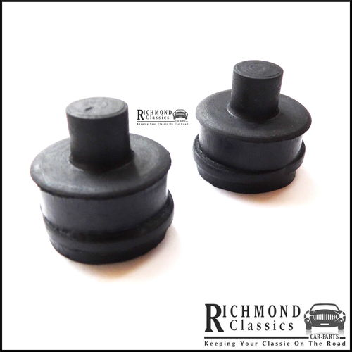 Austin Healey Sprite and Midget Brake Drum Grommets - 2A7228