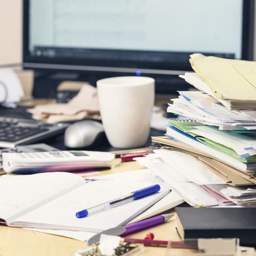 Is a dirty office costing you money?