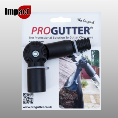 ProGutter Pro Gutter angle attachment for cleaning gutters