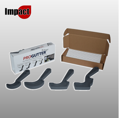 ProGutter Pro Gutter gift set box attachment for cleaning gutters