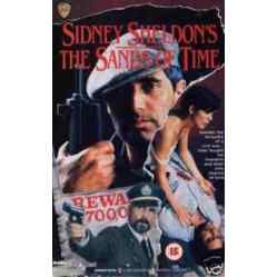 THE SANDS OF TIME (1992) A Sidney Sheldon adaptation.Rare!